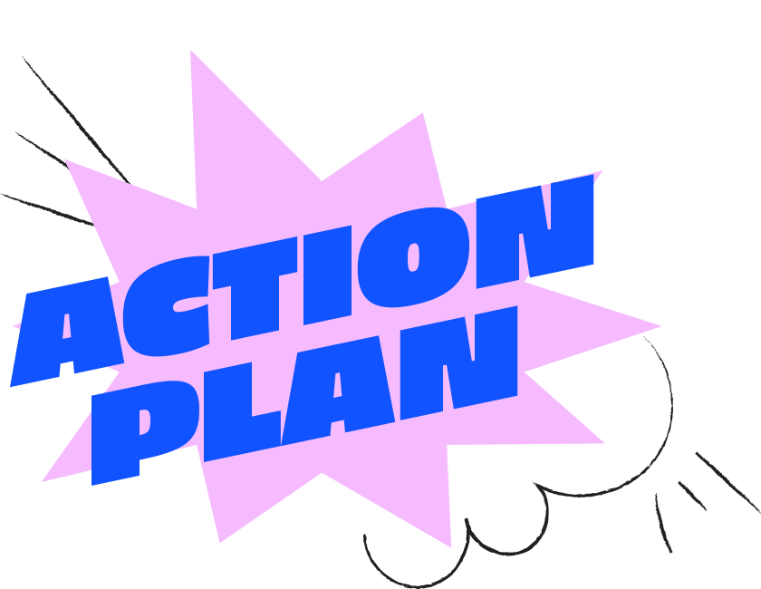 Action plan explosion